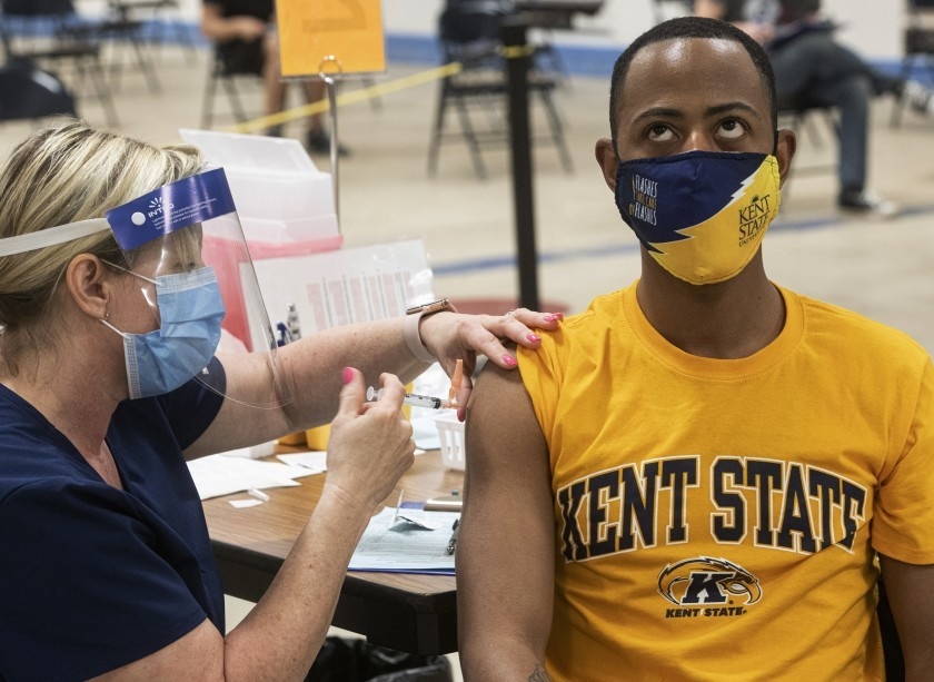 Why Many Colleges will Require the Covid Vaccine For the Upcoming School Year